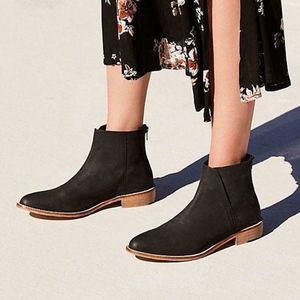 free people century ankle boots new
